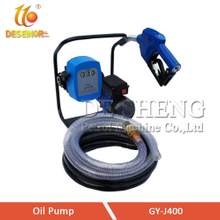 GY-J400 Diesel Transfer Pump with Meter