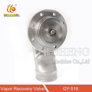 GY-518 Stainless steel vapor recovery valve