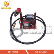 GY-Z160W4 Diesel Transfer Pump with Meter