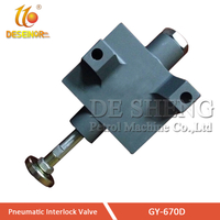 GY-670D Pneumatic Interlock Valve