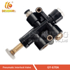 GY-670A Pneumatic Interlock Valve
